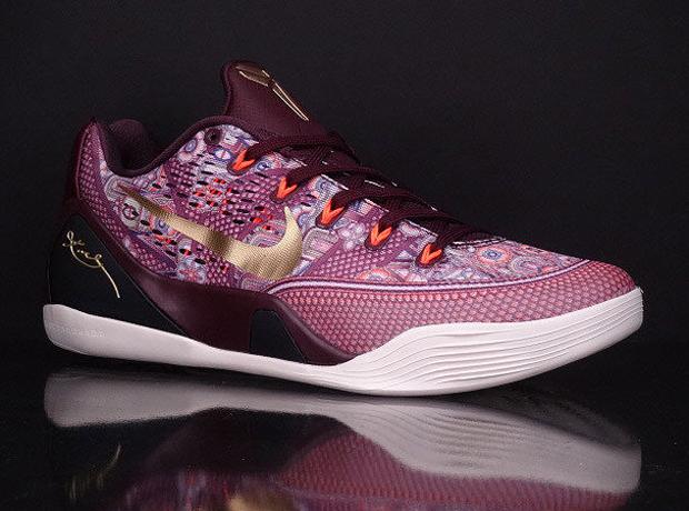 "huge discount 03513 61754 Nike Kobe 9 EM ""Villain Red"" – Release Date"