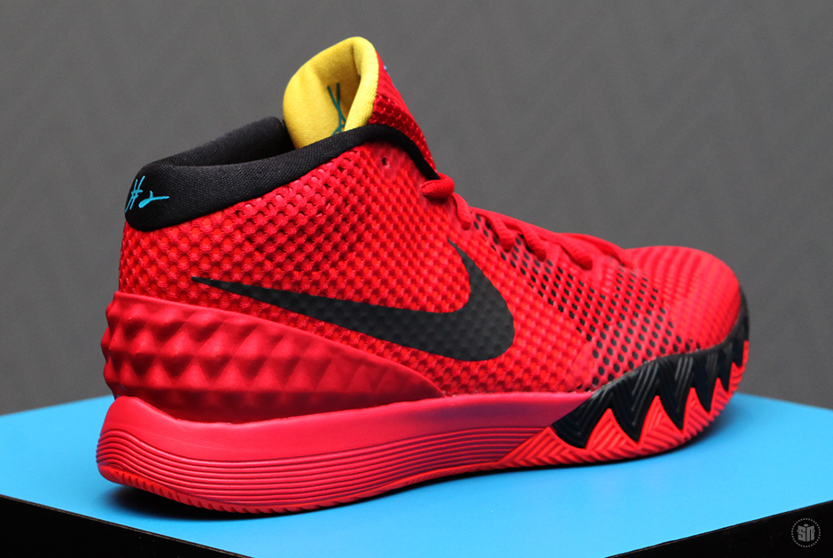Nike Kyrie 1 Deceptive Red | www.pixshark.com - Images ...