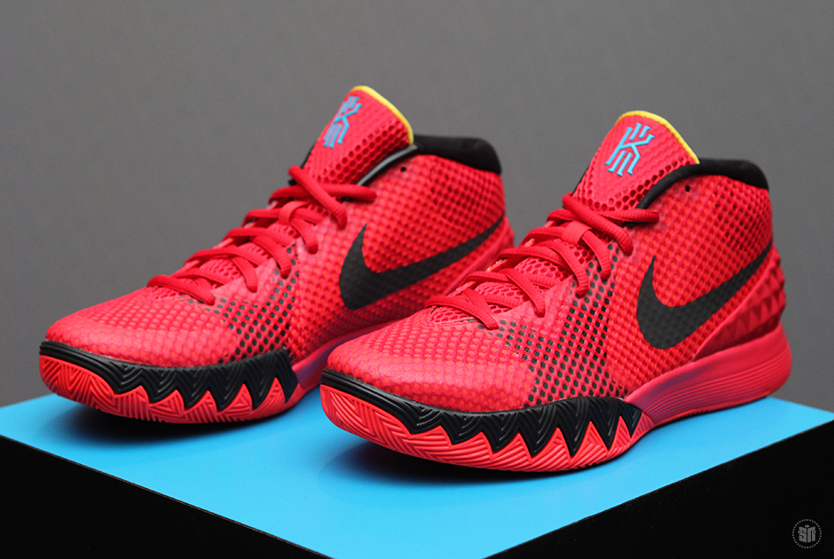 Monday Night Preview: Deceptive Red on the latest Nike ...