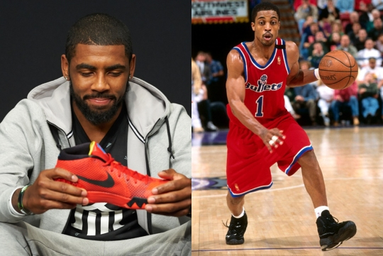 10 Things You Didn't Know About Kyrie Irving by Nike Basketball