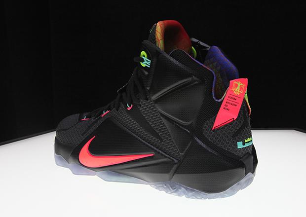 huge selection of 57dd8 ced77 Nike LeBron 12