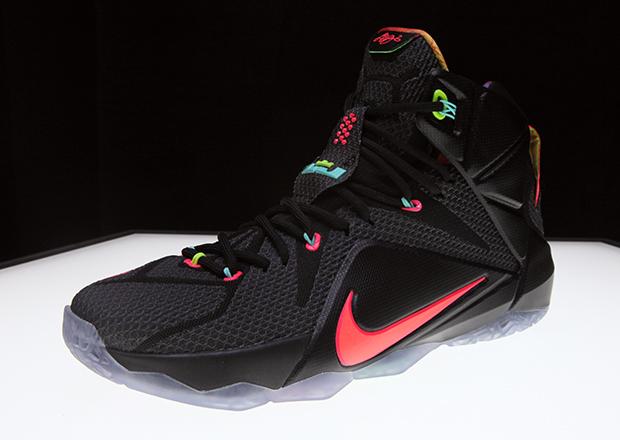 "b60b89a5d3b68 Nike LeBron 12 ""Data"" – Release Reminder"