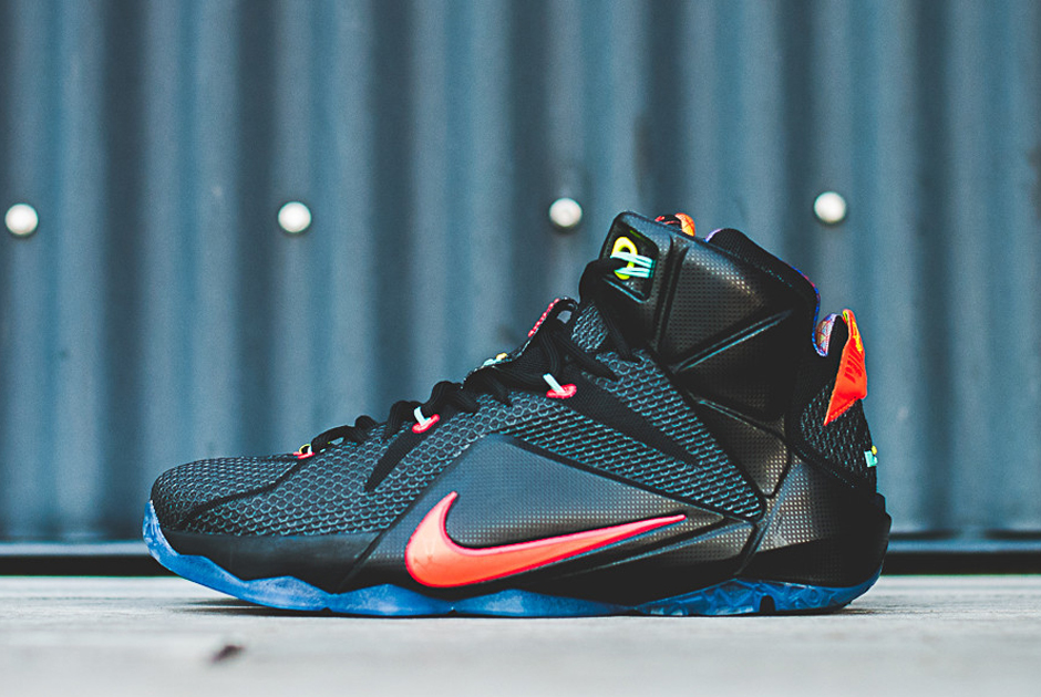 "Nike LeBron 12 ""Data"" - Arriving at Retailers ..."