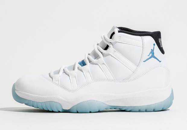 Retail employees and law enforcement will certainly have to brace for  impact when the Legend Blue 11 Jordans officially release next week on  December 20th.