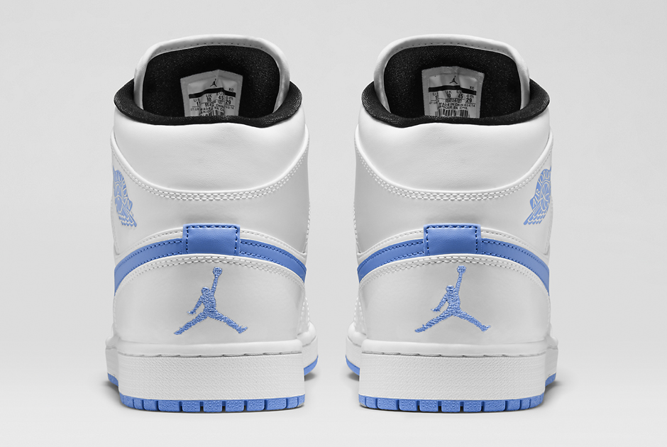 24e4128e24ef Air Jordan 1 Mid Color  White Black-Legend Blue Style Code  554724-127.  Price   105. show comments
