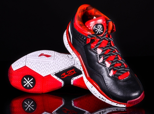 """Li-Ning Unveils the WOW 3.0 """"Announcement"""""""