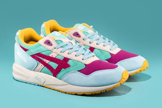 Lily Brown x Asics Gel Saga – Release Date