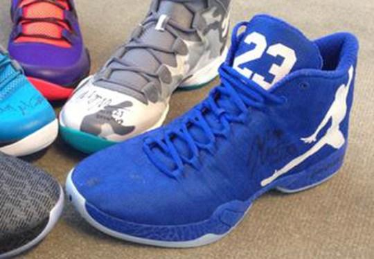 Maya Moore's Air Jordan PEs for Charity