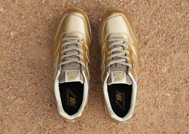 new balance 996 khaki gold