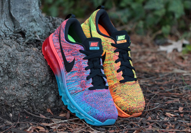 2015 Air Max Flyknit Release Date