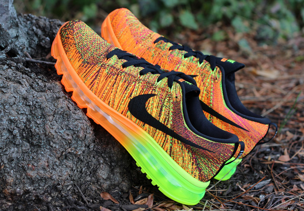 new arrival 9576a aaa81 Nike Flyknit Air Max - January 2015 Releases - SneakerNews.com