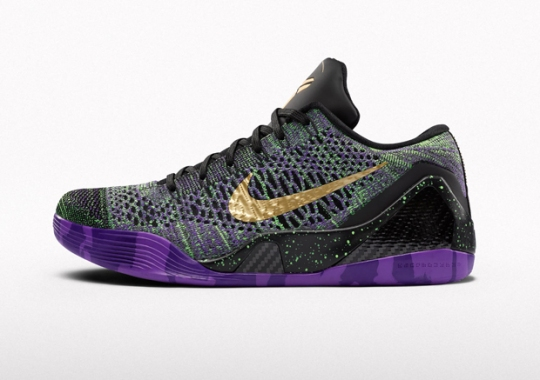 "Nike Kobe 9 Elite ""Mamba Moment"" Multi-color Option"
