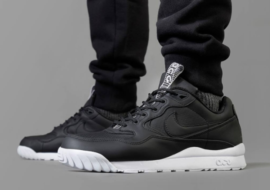 Nike Air Wildwood ACG Premium – Black – White