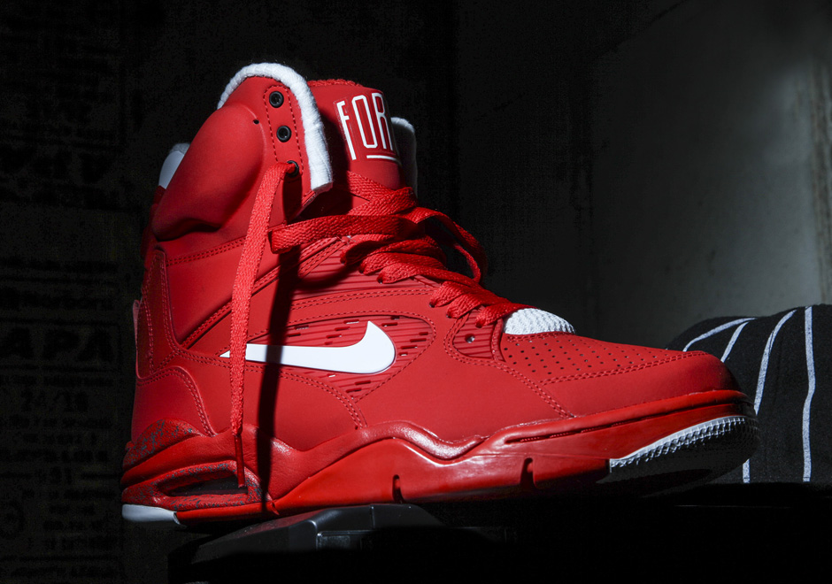 nike air force command rot