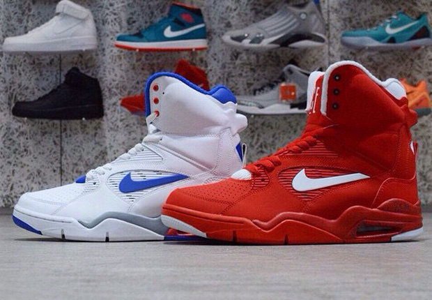 innovative design 7e67c ecbc6 Another Look at Nike Air Command Force Releases For Spring 2015