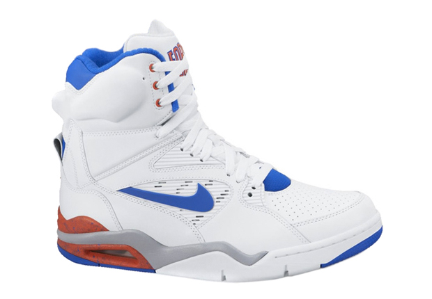 Nike Air Command Force Color  White Lion Blue-Bright Crimson-Wolf Grey  Style Code  684715-101 438705151