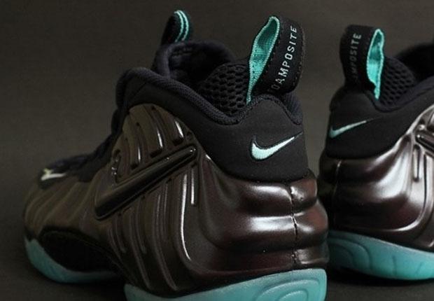 Nike Air Foamposite Pro C Dark Obsidian