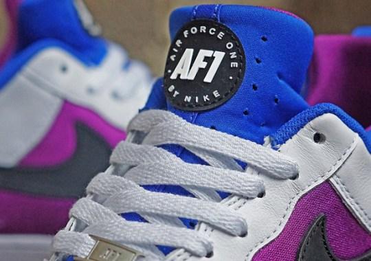 54308a72ca1b Nike Air Force 1 CMFT Huarache - SneakerNews.com