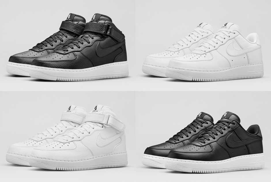 Air Force One Nike 2015