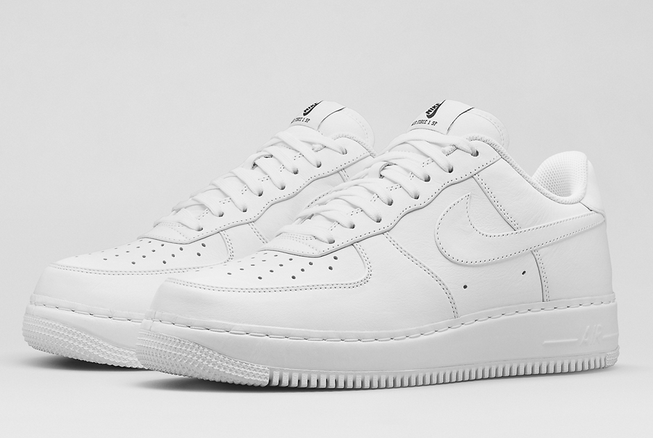 new concept e89d2 c2d13 Nike Air Force 1 CMFT SP Collection at NikeLab - SneakerNews.com