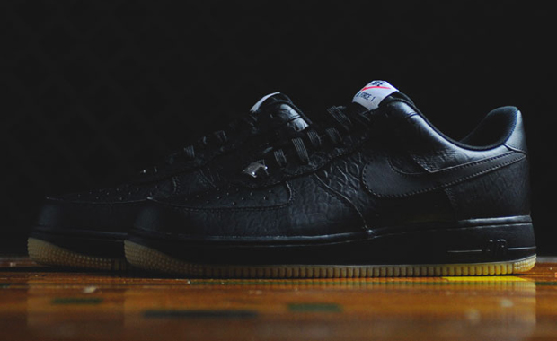 competitive price ee8a5 659ca ... 50% off python nike air force 1 low premium metallic silvervrsty red  blck 77307 b0685
