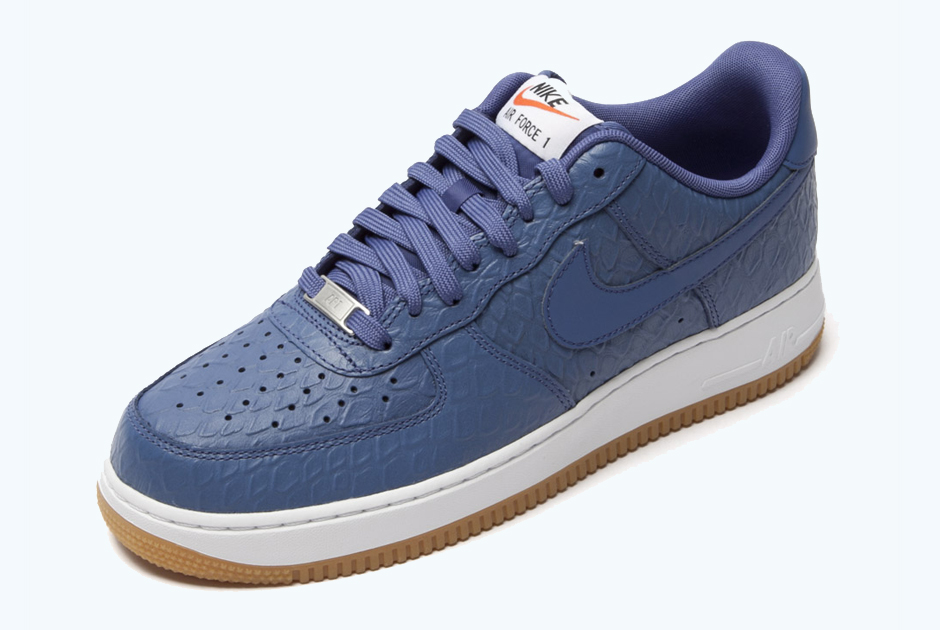 "newest 3b32e 0f0e6 Nike Air Force 1 Low ""Python"" Pack"