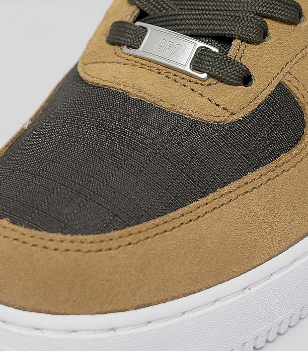 Nike Brown Force 1 Low Velvet Tan Air VpGSzMqU
