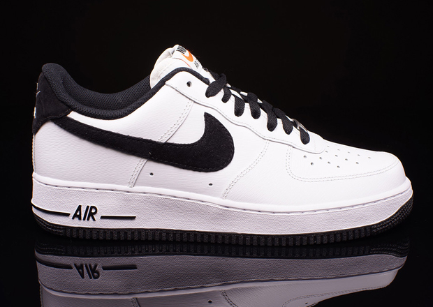 best sneakers 3a0c4 69486 Nike Air Force 1 Low - White - Black - Available - SneakerNews.com