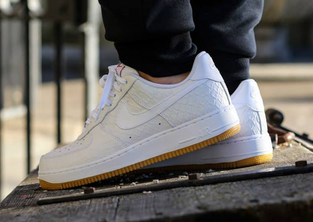 White Python Gum 1 Nike Force Air Low KJTl1Fc
