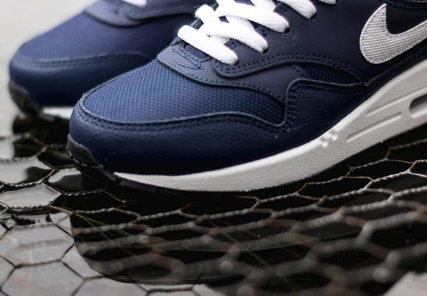 Nike Air Max 1 GS Midnight Navy Legend Blue