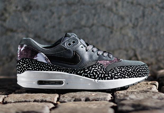 Nike Air Max 1 Womens Blu p73EK4BS