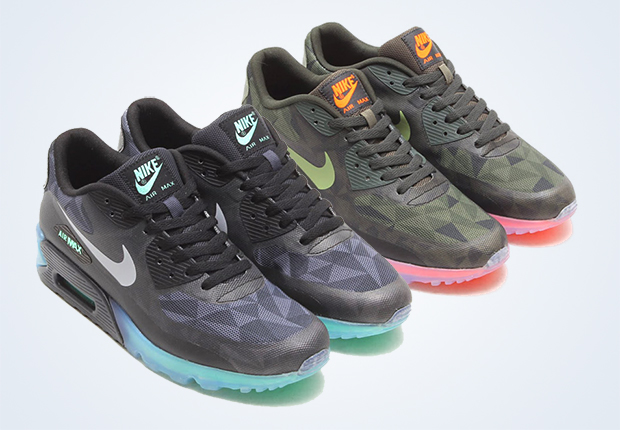 Hommes Nike Air Max 90 Ice - 2014 12 02 Nike Air Max 90 Ice December Releases Sorcravate