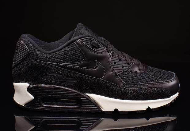 nike air max 90 glow in dark black air max 90 glow Genetic Alliance