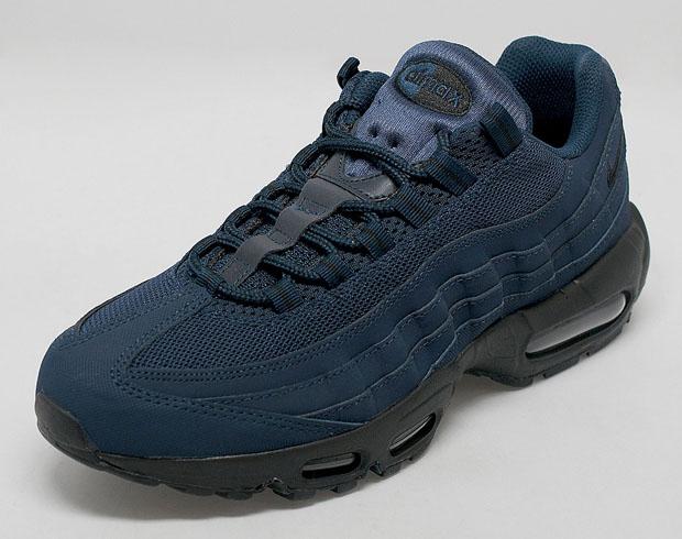 Nike Air Max 95 Obsidian Black Sneakernews Com