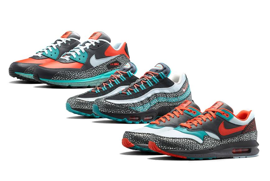 best website c929a eabb8 Nike Air Max Kabutomushi collection