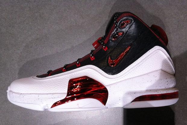 Nike Air Pippen 6 quot Bullsquot Detailed Images