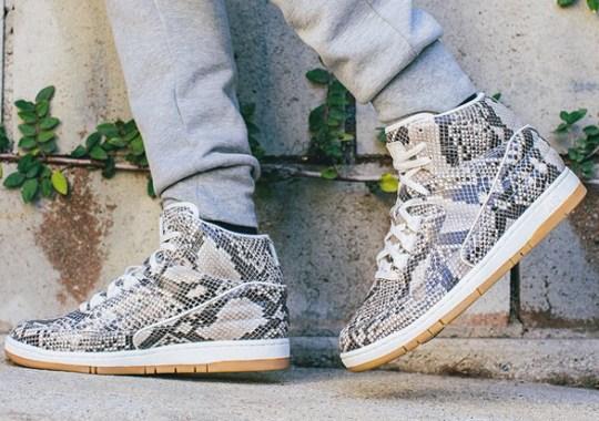"Nike Air Python ""Snakeskin"" – Release Date"