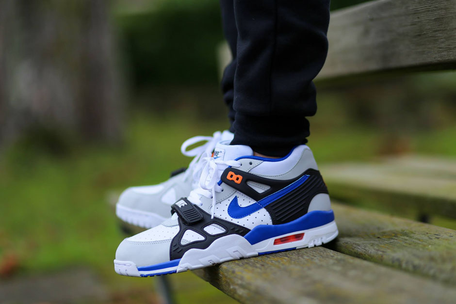 online store 9c4a3 708be Nike Air Trainer 3