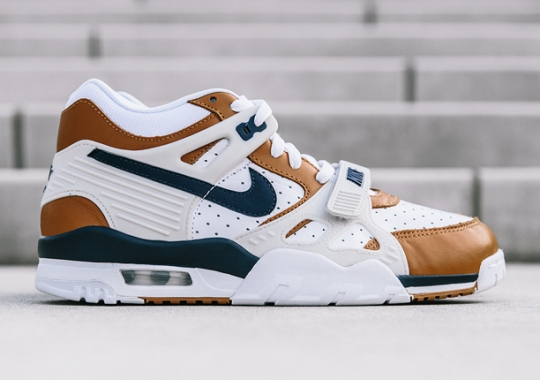 """Nike Air Trainer 3 """"Medicine Ball"""" – New Release Date"""