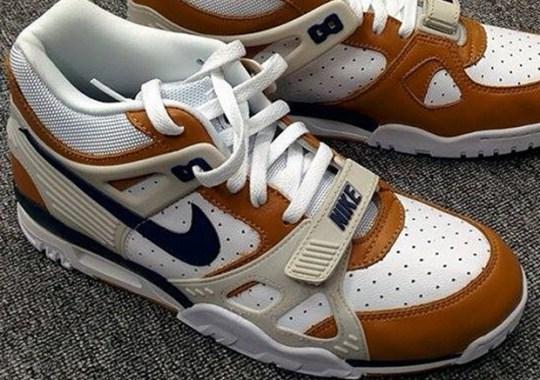 "Nike Air Trainer 3 ""Medicine Ball"" – 2014 Retro"