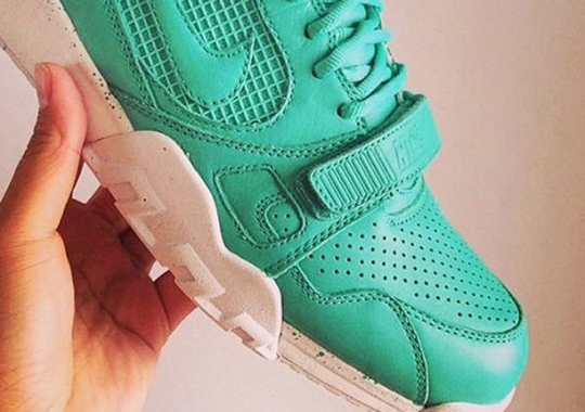 "Nike Air Trainer SC II Low ""Mint"" – Release Date"