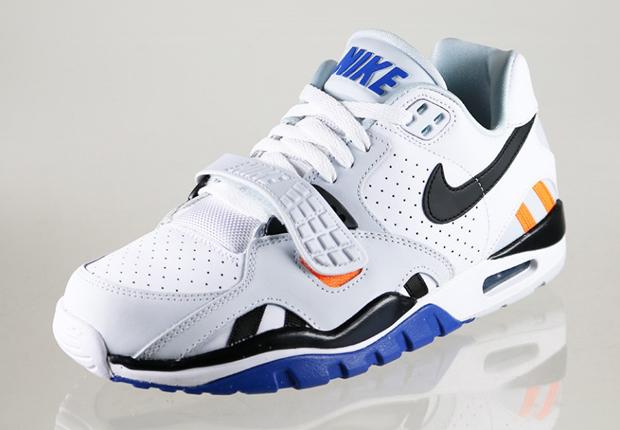 "quality design 01ab3 b01c8 Nike Air Trainer SC II Low ""Knicks"""