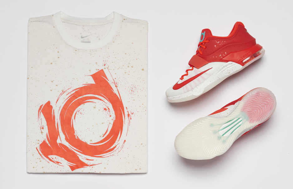 Nike Basketball Christmas 2014 Complete Collection