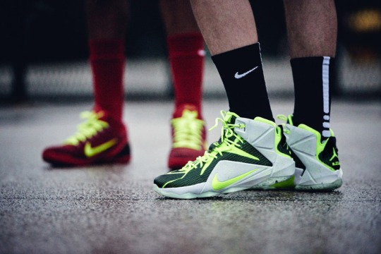 Nike Basketball All-Star Collection for French Basketball Players