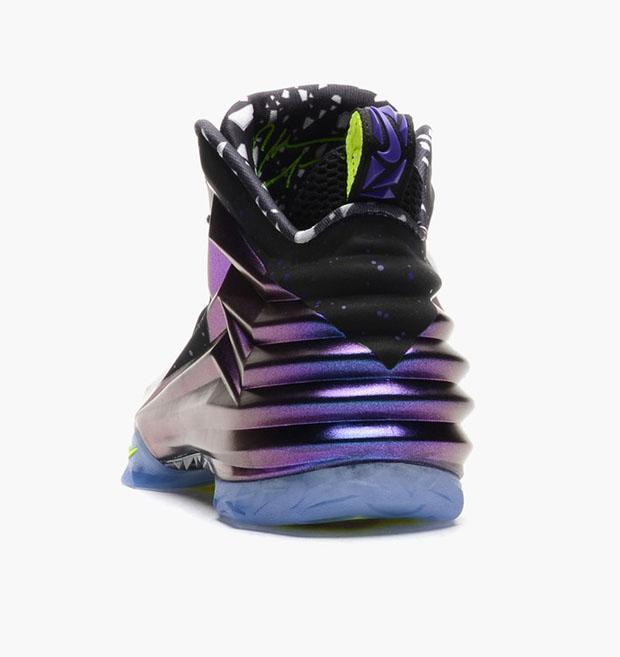 nike chuck posite cave purple