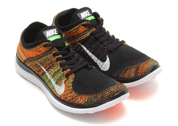 nike free 4 0 flyknit colours for kids
