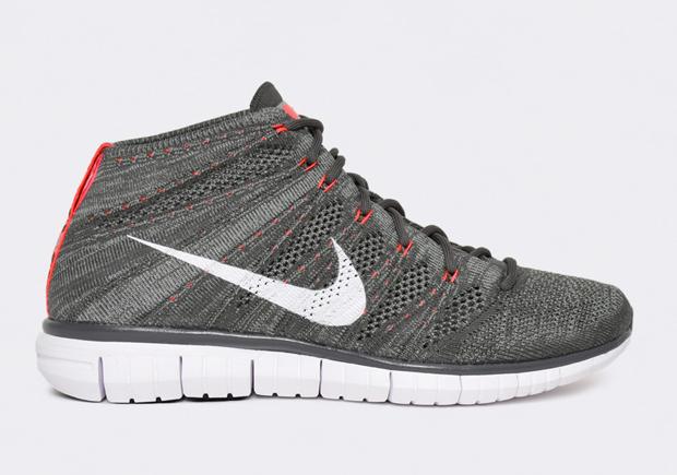 Nike Flyknit Libre Chukka Brouillard Minuit Site Officiel Ebay