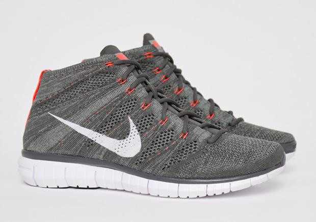 Nike Free Flyknit Chukka Midnatt Tåke Kjøp 1kBphOFAxO
