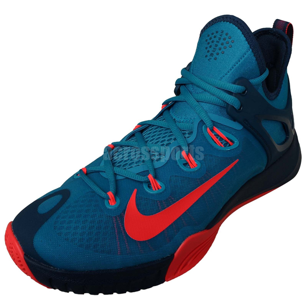 Nike Hyperrev 2015. Color: Blue Lagoon/Bright Crimson-Blue Force Style  Code: 705371-464