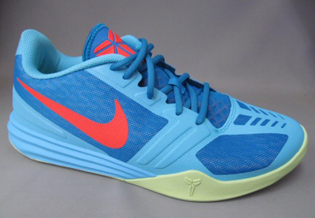 the latest 49a84 91b24 Nike Zoom Kobe Mentality - Upcoming Colorways - SneakerNews.com